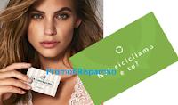 Logo Intimissimi 2019 ricicla e valuta il tuo usato con buoni sconto da 5€ cumulabili fra loro