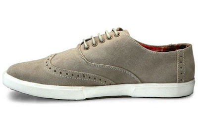 Hats Brogue Sneakers