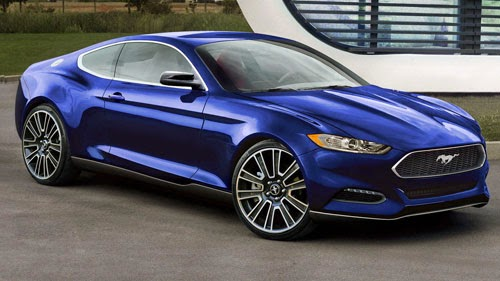 2015 Ford Mustang New Changes and Specs