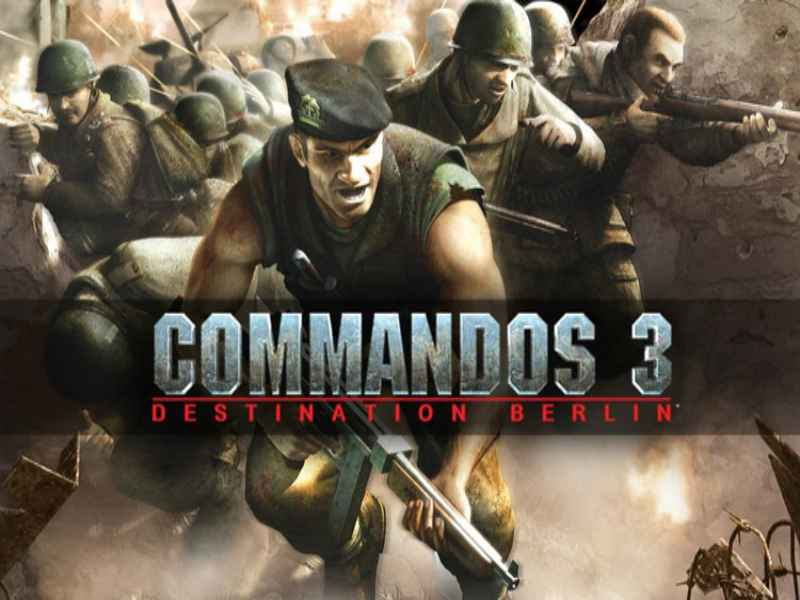 Download commandos 3: destination berlin pc game full version ~ g.