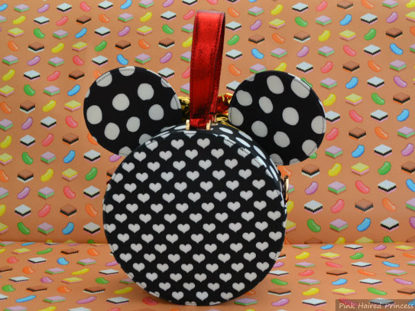 Irregular Choice Disney Oh My bag back