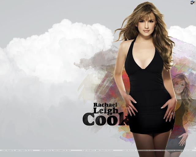 Rachael Leigh Cook sexy dress
