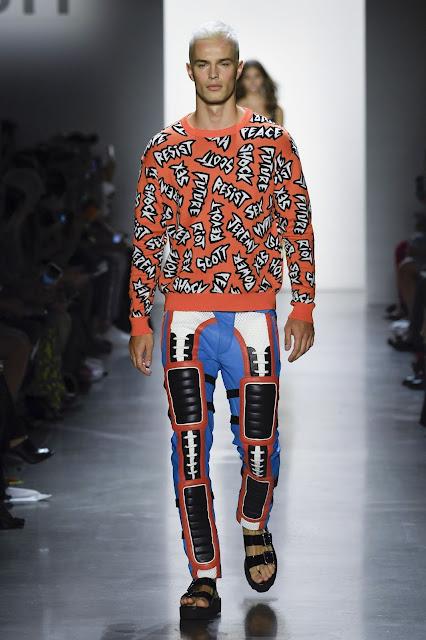 Jeremy Scott Fashion Show SS19