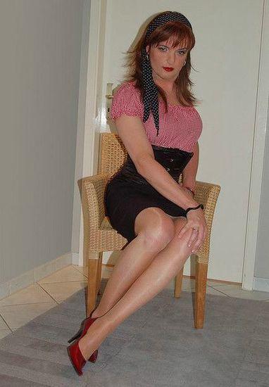 Very beautiful transvestite girl