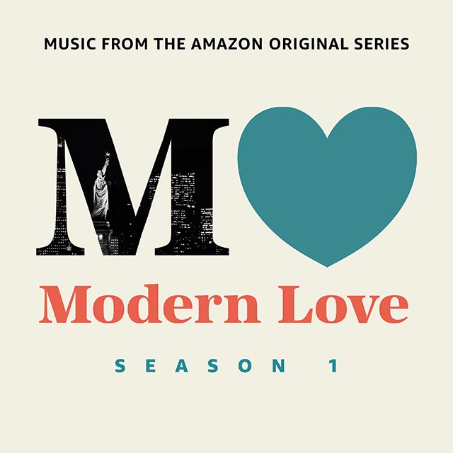 Cover Art del disco de Modern Love