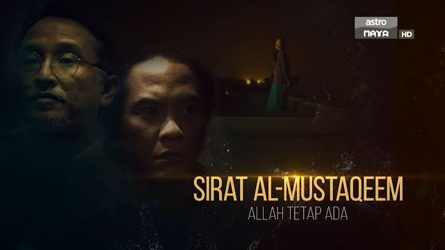 Telemovie Sirat Al-Mustaqeem lakonan Beto Kusyairy dan Izara Aishah