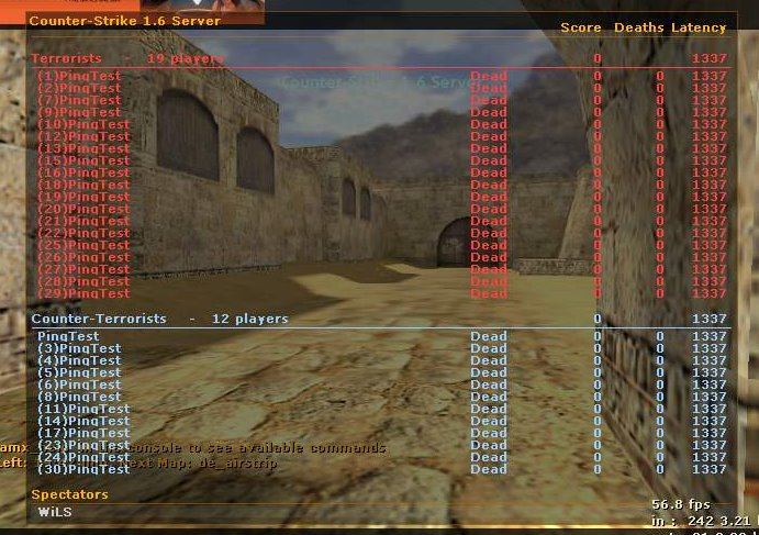 Ping faker plugin para descargar amxmodx :: caregnifedp gq