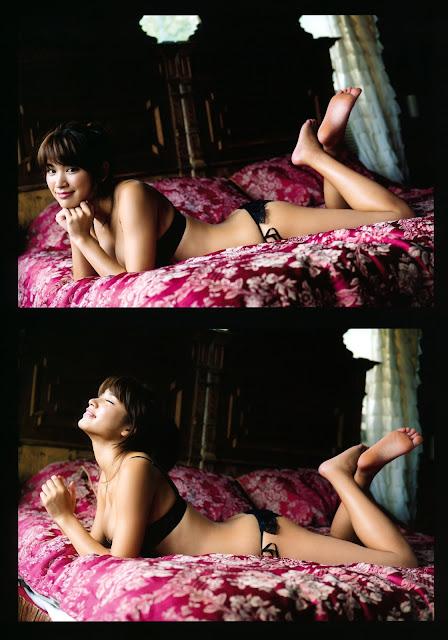 Hisamatsu Ikumi 久松郁実 La iku Photobook 22