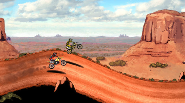 Mad Skills Motocross 2: A Biker Game