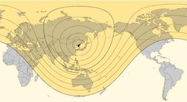 Corea del Norte mejora un misil capaz de alcanzar EU, confirma legislador de Rusia