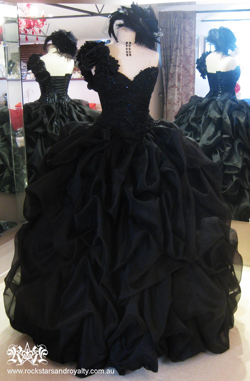 big wedding dresses pinterest big wedding dresses Black Wedding Dresses