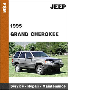1997 Jeep Grand Cherokee Owners Manual Pdf Free Download