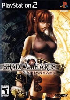 Shadow Hearts 2 (PS2) 2004