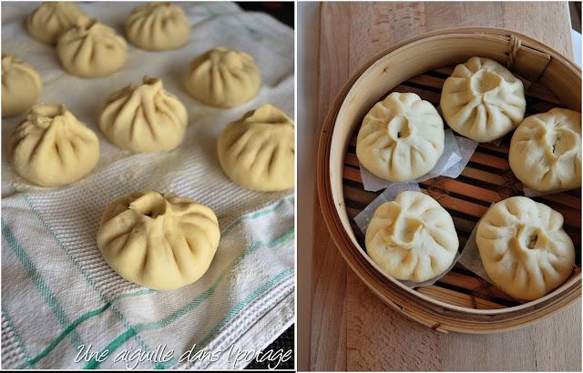 baozi chinese recipe