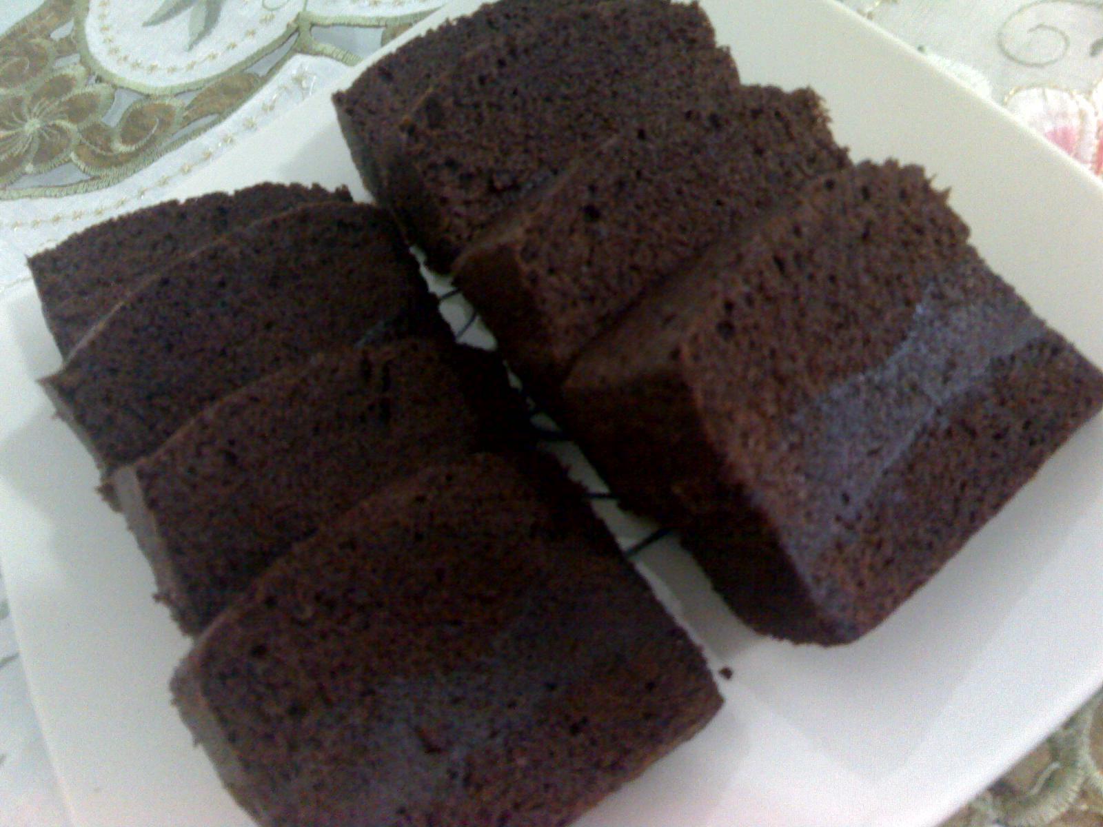 Resep Cake Kukus Sederhana: Resep Brownies Coklat Kukus Sederhana Enak Banget
