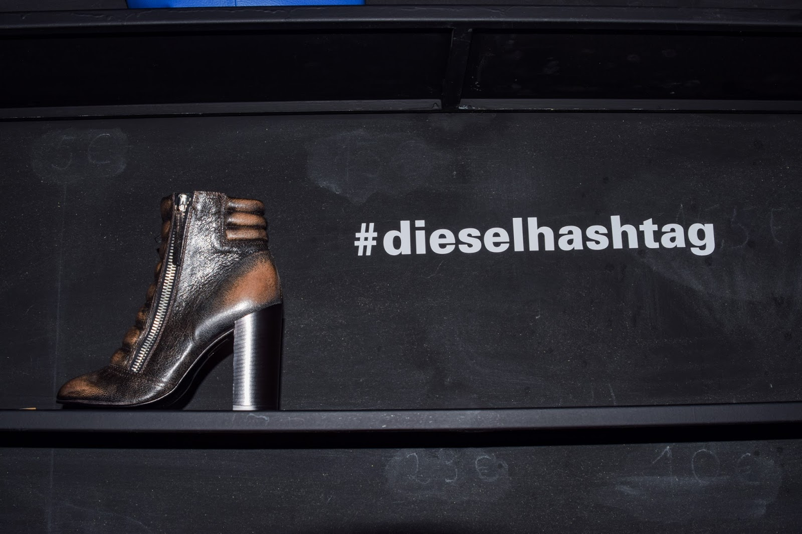 DIESEL | PRESS DAY