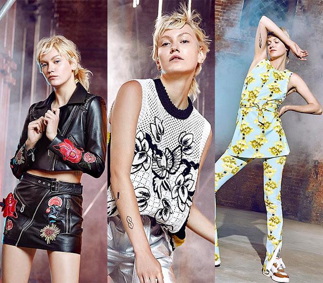 Ropa de mujer moda primavera verano 2019. Moda primavera verano 2019.