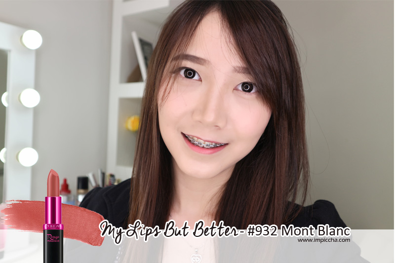 My Lips But Better - #932 Mont Blanc