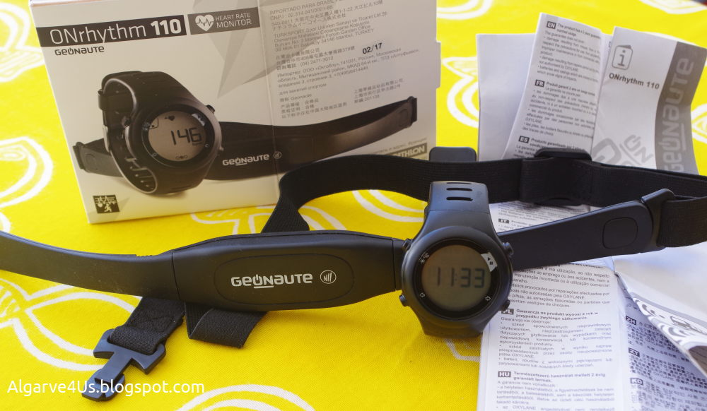 c60042293f2b33 I bought the ONRHYTHM 110 Geonaute Watch by Decathlon about two weeks ago  in Portugal for 19€. Looking for a simple and affordable solution to use  besides ...