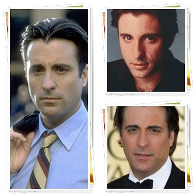 Andy Garcia, Hollywood, actores
