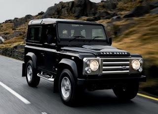 Land Rover Defender Theft In Essex   Mobile Car Alarms Essex