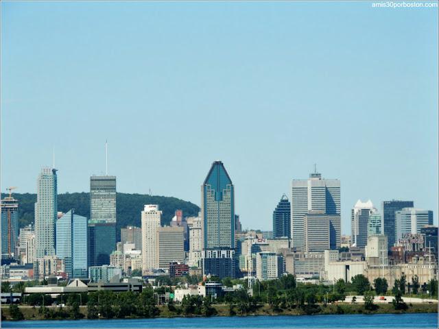 Vistas de Montreal, Canadá