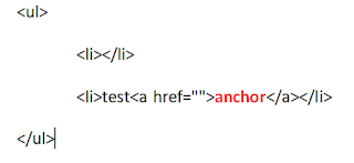 fetch text li using selenium