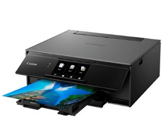 Canon PIXMA TS9020 Printer Setup and Driver Download