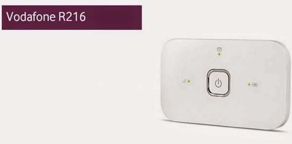 Vodafone Huawei R216
