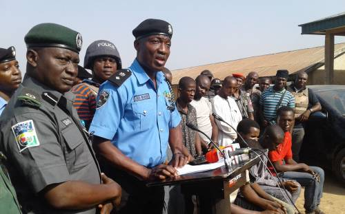 REVEALED: Police Spokesman Jimoh Moshood, IGP's PA Set To Lose Their 'Illegally-Obtained' Ranks