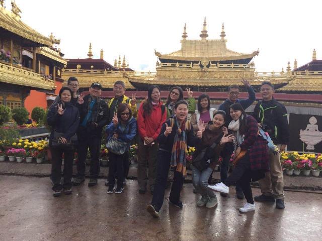 西藏旅遊-團友好評2017