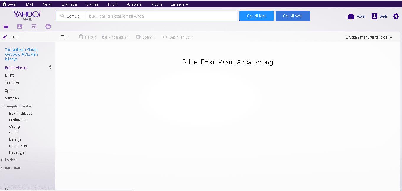 Cara Daftar | Membuat Akun Email Gmail dan Yahoo Baru