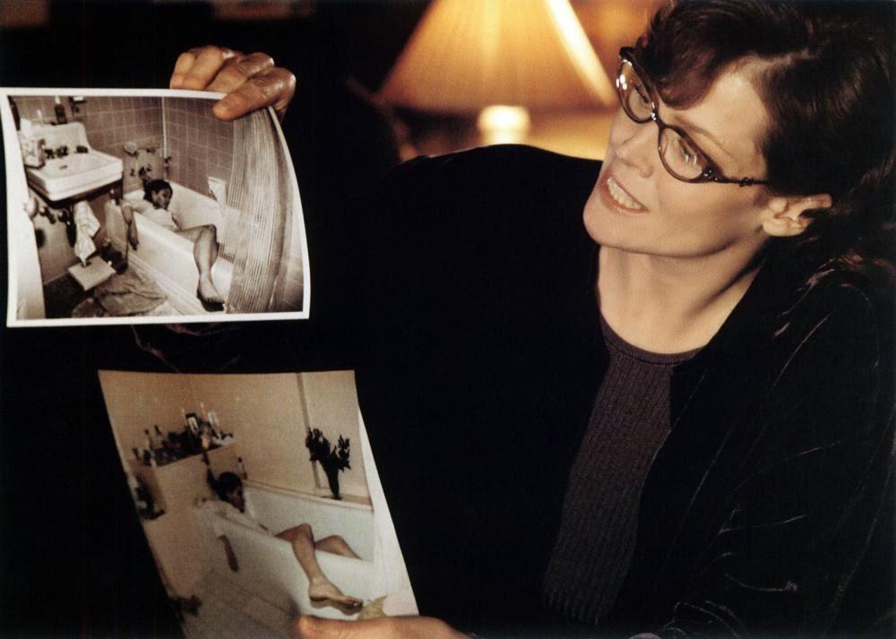 Sigourney Weaver Copycat 1995 crime thriller