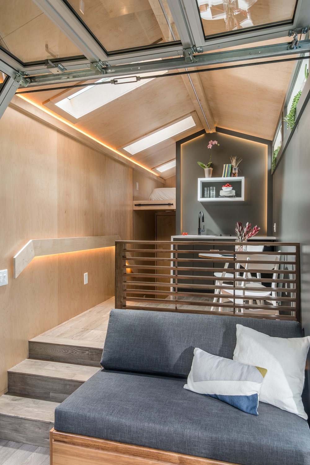 Tiny House Town The Orchid From New Frontier Tiny Homes
