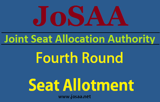 JOSAA 2017 4th Round