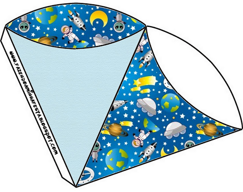 Space Party: Free Party Printables And Papers.