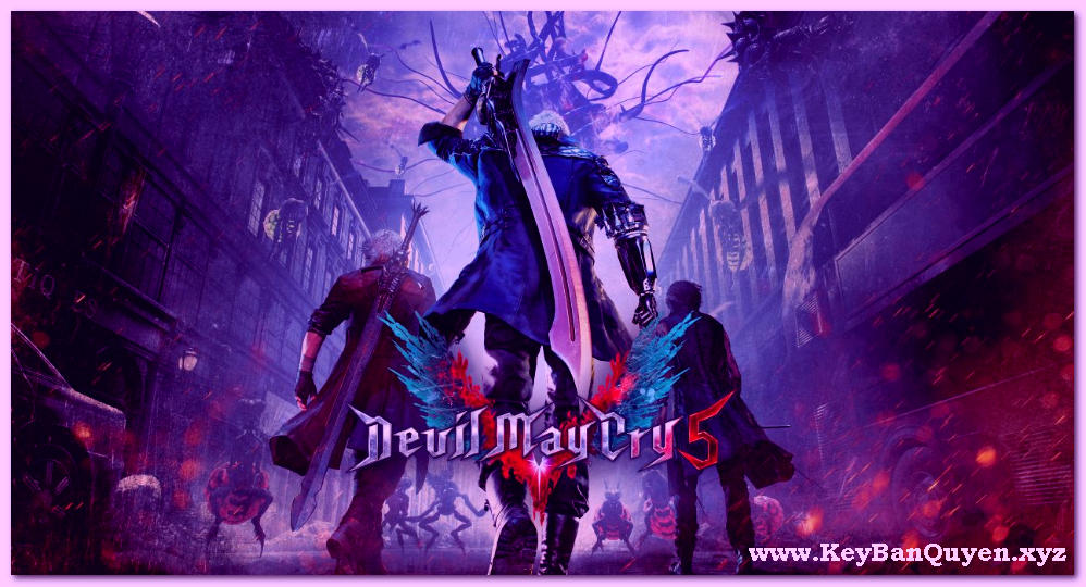 Tải Games Devil May Cry 5 [Deluxe Edition] Full ,