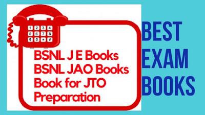 BSNL JE Books