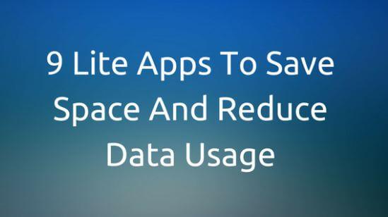 9 Aplikasi Lite yang Harus Dipasang untuk Menghemat Ruang Penyimpanan dan Penggunaan Data