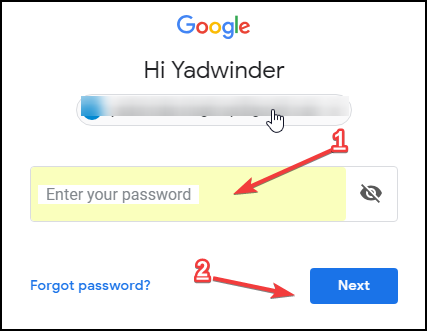 enter-your-password