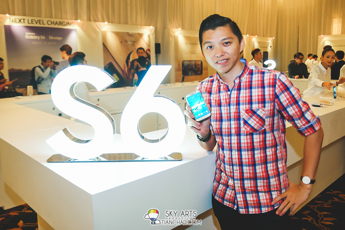 Samsung Galaxy S6 & S6 Edge Launch in Malaysia
