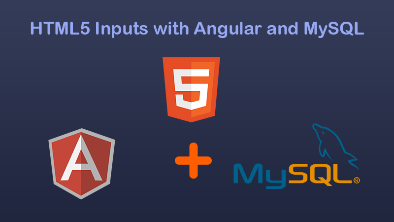 Working with HTML5 Date and Number Inputs in Angularjs with