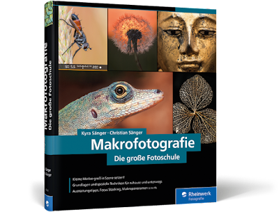 Buchrezension zum Thema Makrofotografie - Gartenblog Topfgartenwelt #fotografie #makrofotografie #fotografietipps #naturfotografie #gartenfotografie