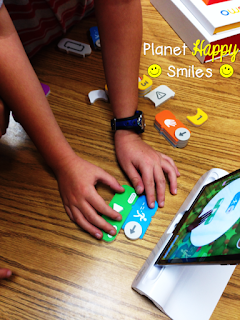 Planet Happy Smiles, Osmo Learning System, Coding