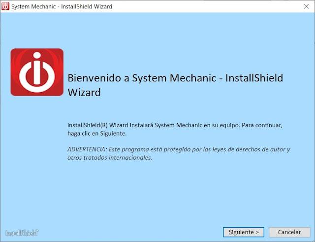 System Mechanic Pro Full imagenes