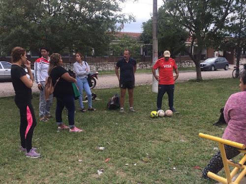 Rugby en los Barrios llega a la zona de San Luis