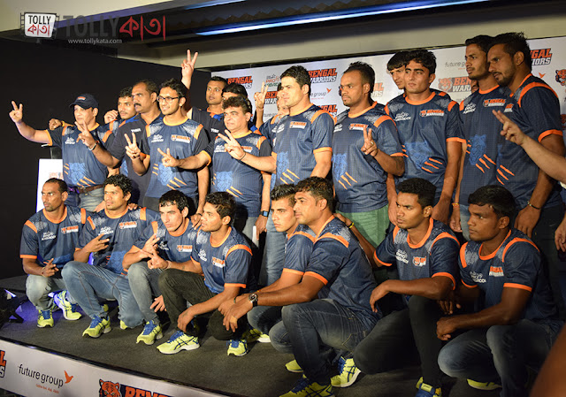 Bengal Warriors team 2016