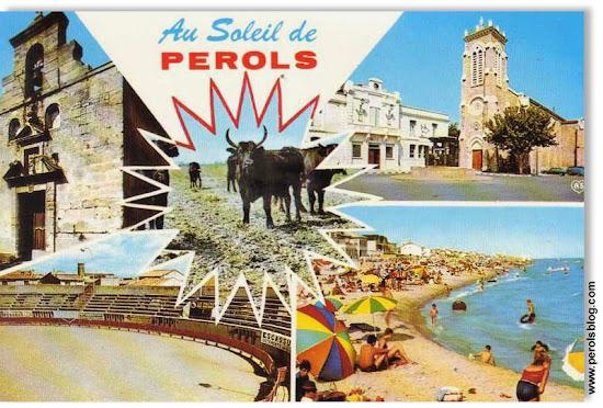 Carte postale de Pérols