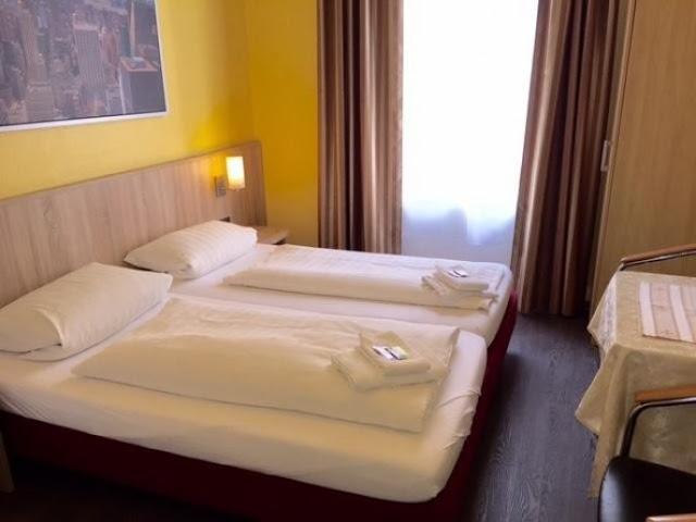 Hotel Kieler Hof em Hamburgo