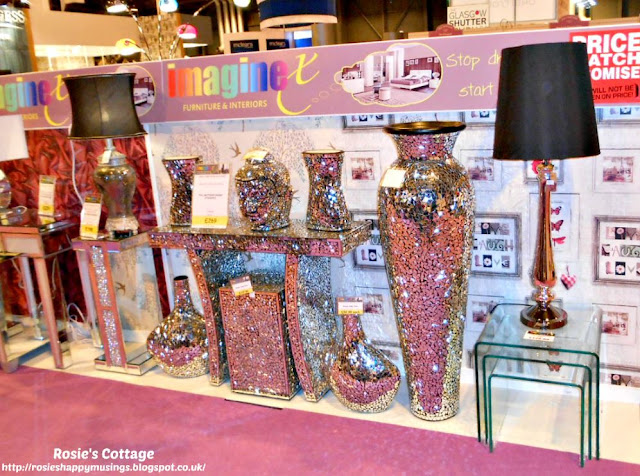 Sparkle coated accessories